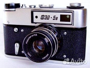фотоаппарат фэд-5в инструкция - фото 5