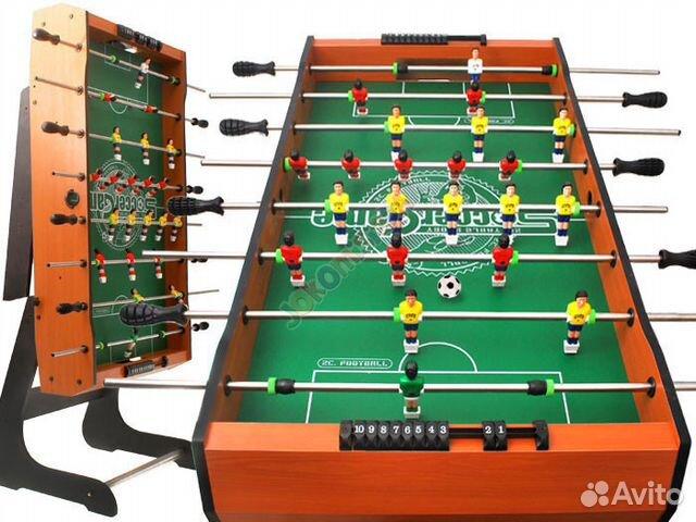 Футбол играть на столе