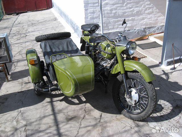 Мотоцикл Урал в оренбурге бу #3
