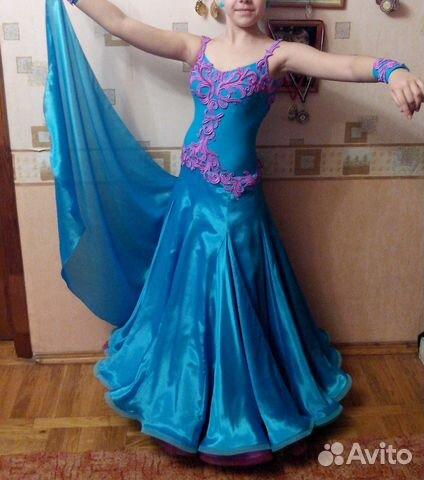 Авито платье бальное стандарт