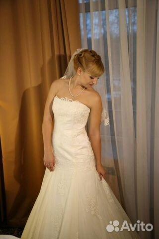 Свадебное платье в московской области