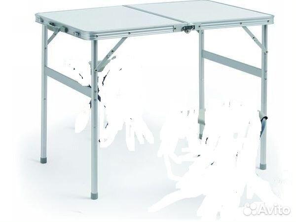 Стол туристический складной алюминиевый