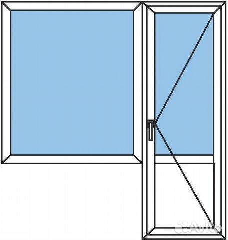 Как установить пластиковый балконный блок без ограждения..