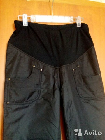 Зимние брюки для берем-х 42 р купить в Московской области на Avito ... 8033ea93c2f