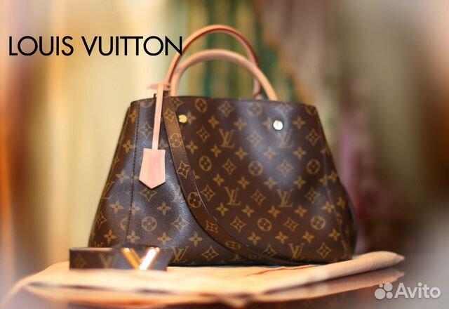 Louis Vuitton - купить сумки Луи Витон оригинал, цена с