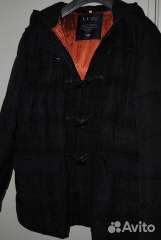3adcca8f47e5 Куртка зимняя Armani Jeans раз. 56   Festima.Ru - Мониторинг объявлений