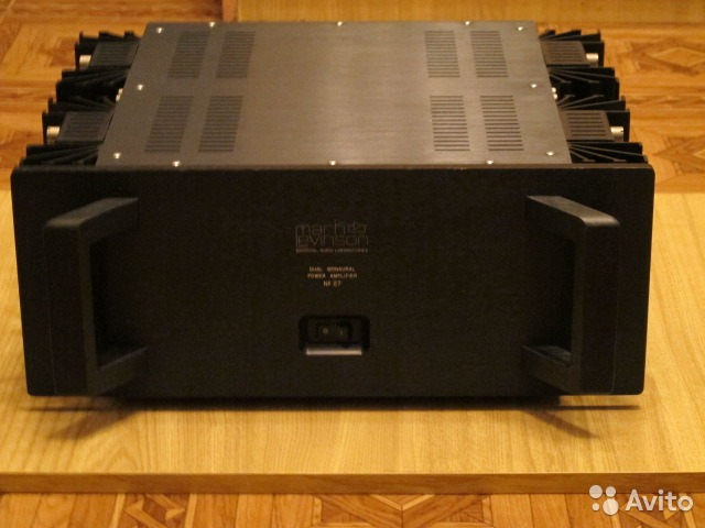 Mark Levinson № 27 / ML Cardas Camac RCA Adaptor