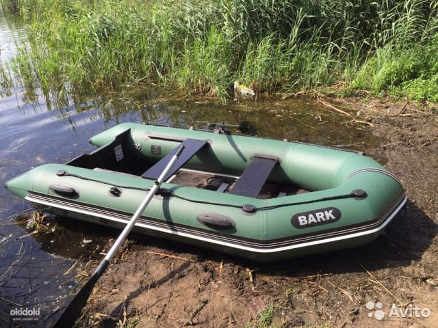 лодки барк в краснодаре