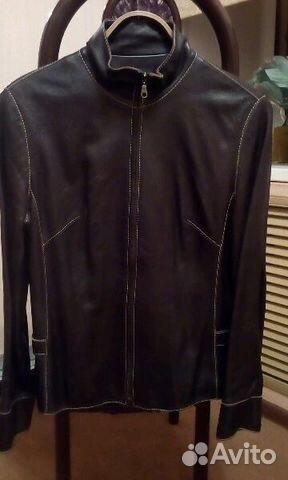 Подам кожаную куртку в хорошем состоянии купить в Костромской ... 208e3b90c11