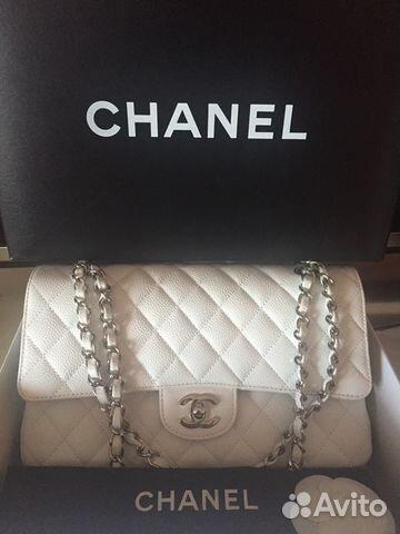 Сумка Chanel mini кожа икра - 80831 купить оптом в