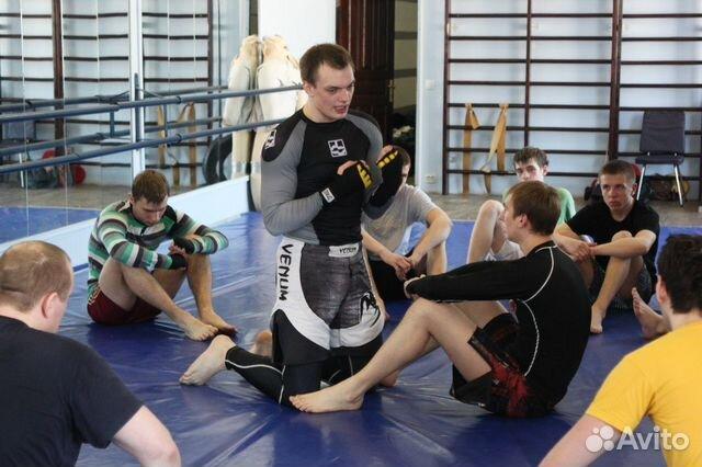 Индивидуальный тренер по боксу в мытищах