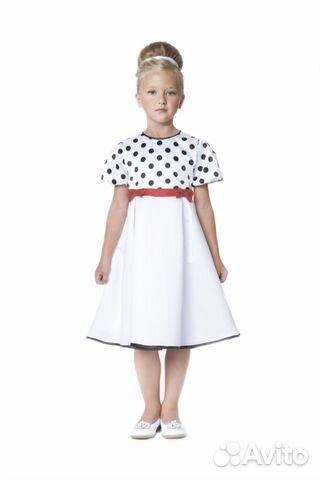bc47e4e472a Платье верх-горох стиль Одри Хепберн р. 98
