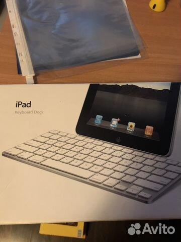 Apple keyboard dock 89210337052 купить 4