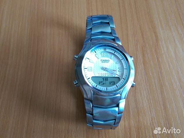 Часы Casio Edifice EFA-112: 1 050 грн - Наручные часы