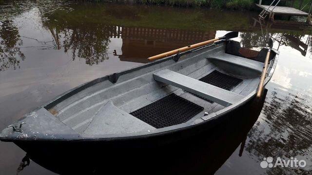 купить весельную лодку в финляндии