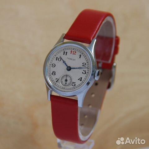 Купить часы победа на авито часы наручные земное время