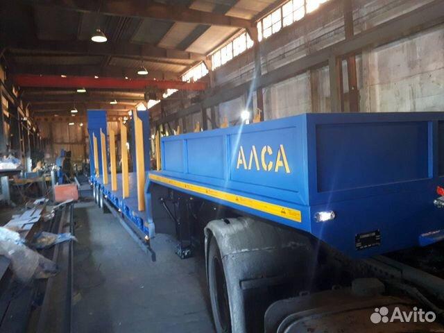 Транспортно-экспедиторская трал 40 тонн производства россия доставку или забрать