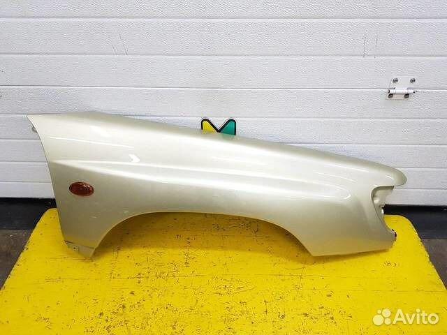 89625003353 Крыло переднее правое Subaru Forester, EJ20