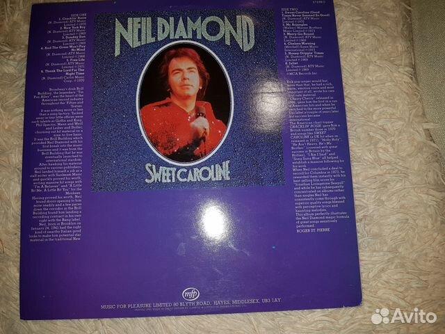 Виниловая пластинка Niel Diamond 89185565096 купить 2