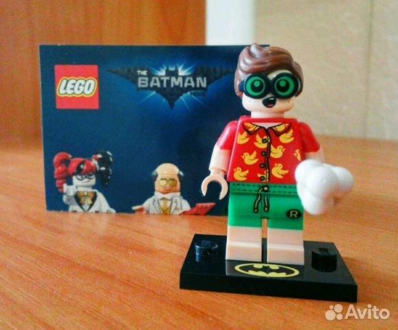 Lego minifigures, The Batman Movie series 2 89655682676 купить 1