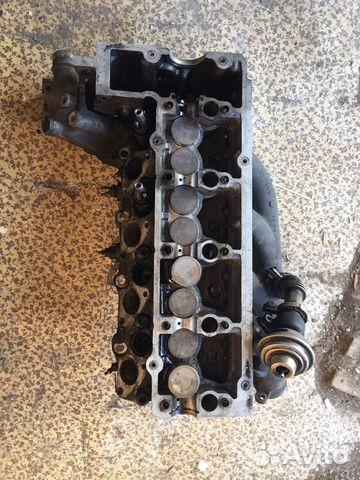 Двигатель мерседес на запчасти 89611175482 купить 5