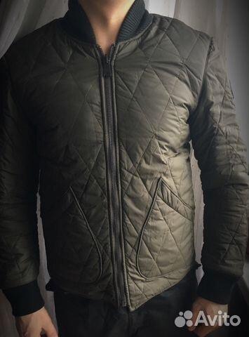 ecd79473dc750 Куртка бомбер Nike | Festima.Ru - Мониторинг объявлений