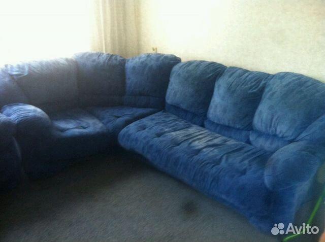 угловой диван кресло кровать купить в ставропольском крае на Avito