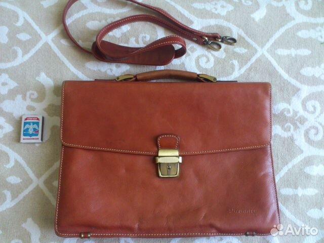 4c83cfca29dc Кожаный портфель,сумка avantre | Festima.Ru - Мониторинг объявлений
