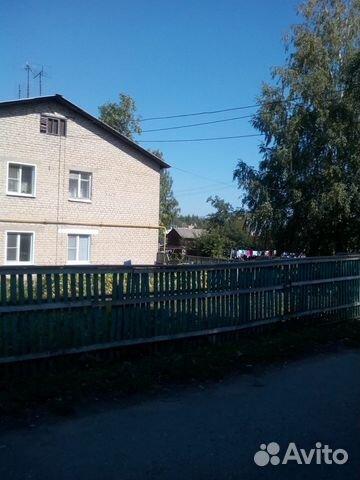 Продается двухкомнатная квартира за 1 270 000 рублей. Рязанская область, Милославское, Ул. Ленина, д. 3.