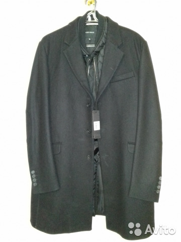Пальто мужское antony morato купить в Саратовской области на Avito ... fb7b579b4bfac