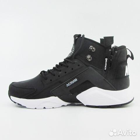 9be05295d329 Мужские Кроссовки Nike Huarache X Acronym купить в Новосибирской ...