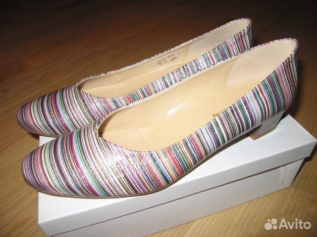 Туфли женские новые Made in italy. brunate— фотография №1 bc78cb8acfa