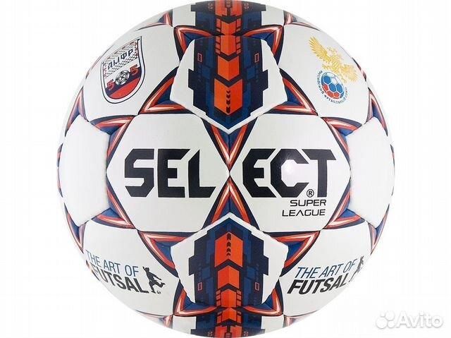Мяч футзальный Select Futsal Super League купить в Вологодской ... 9332ad4b48d3e