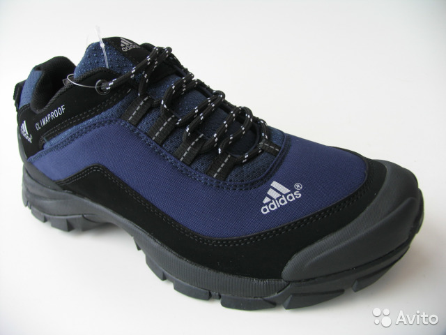7b293c44d43b Кроссовки Adidas Terrex Clima Сине-Черн.Низ.43   Festima.Ru ...
