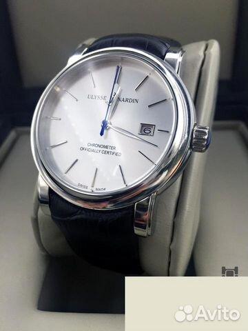 Мужские наручные часы Ulise Hordin купить в Москве на Avito ... 340b3243161