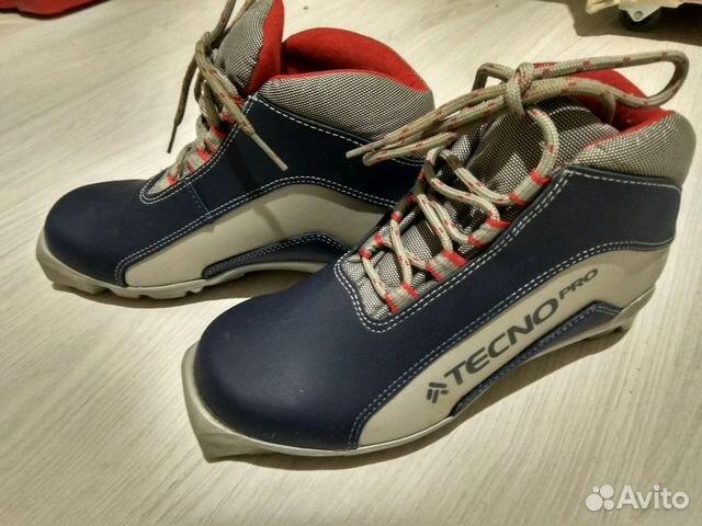 f5f50e2d5905 Лыжные ботинки (для беговых лыж) Tecno Pro купить в Санкт-Петербурге ...