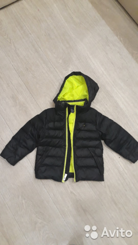 f976ccbf Детская зимняя куртка Nike (оригинал) купить в Белгородской области ...