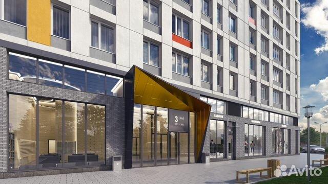1-к квартира, 35.7 м², 33/33 эт.