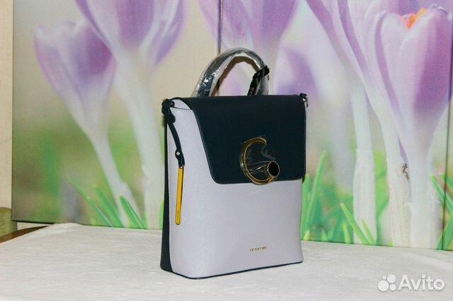 6e10a871da6b Новый рюкзак женский Оригинал Cromia Италия из нат | Festima.Ru ...