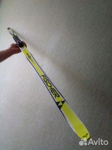 Профессиональные беговые лыжи Fisher RCS 180см купить в Псковской ... 557fcc092a5
