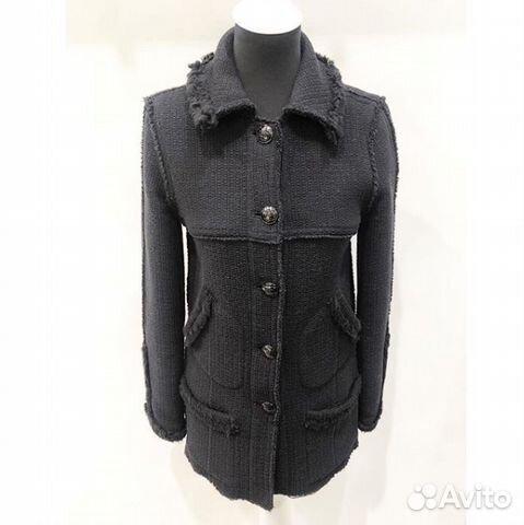 27e04b5c525 Пальто chanel оригинал купить в Санкт-Петербурге на Avito ...