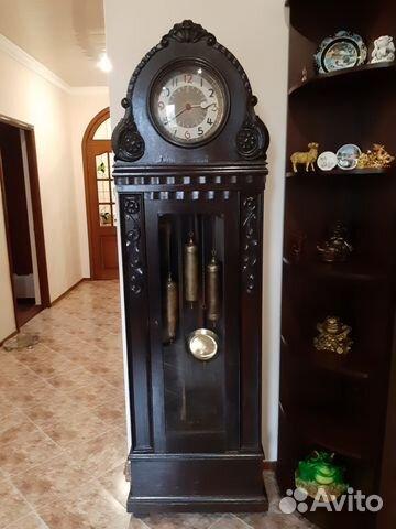 с стоимость часы маятником старинные