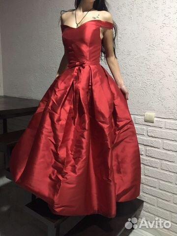 eadc5d67ec8 Вечернее платье
