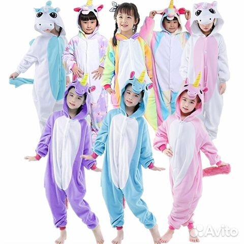 Детская пижама Кигуруми. Магазин. от 90 см-180 см faf9caa12f24a