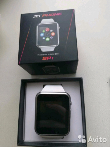 Умные часы Jet phone  c79719419663f