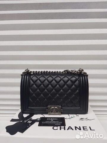 20357fb86155 Сумка Chanel boy | Festima.Ru - Мониторинг объявлений