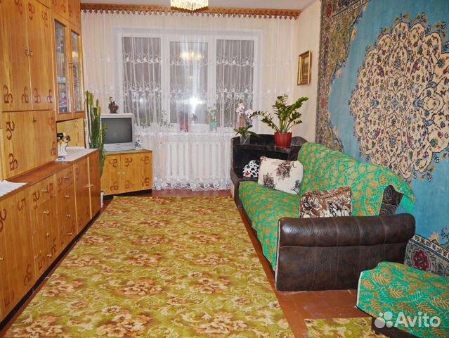 Продается трехкомнатная квартира за 2 400 000 рублей. Владимирская обл, г Муром, ул Пролетарская, д 50.