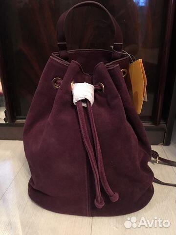 Рюкзак сумка кожаный купить в Москве на Avito — Объявления на сайте ... 881445ba30f