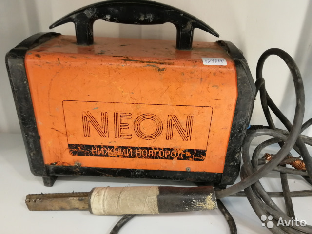 Купить сварочный аппарат неон в воронеже старке сварочный аппарат