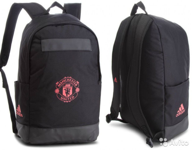 50acfa411a Рюкзак Adidas Manchester United CY5583 новый купить в Челябинской ...